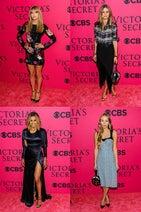 VICTORIA'S SECRETファッションショー、来場者のファッションチェック!