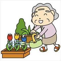 高齢者の日中の過ごし方