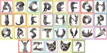 ネコ好きへのプレゼントに、ねこフォント チロルチョコ発売