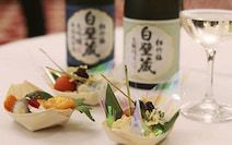 海外で注目を集める和食と和酒のマリアージュ! 改めて和酒のよさを味わっては?