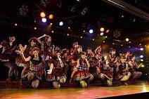 移籍メンバー最多のAKB48梅田チームB千秋楽!ラストソングは「前しか向かねえ」!!