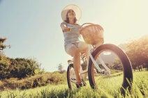 自転車通勤すれば若返る? 秘訣は下半身の筋肉
