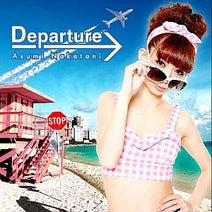 中谷あすみ 3rdシングル「Departure」は旅をイメージした一枚