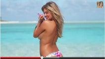 ケイト・アプトンの水着撮影動画がセクシーすぎて話題! 全米の男子が興奮状態