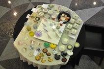 大阪府大阪市・マルキン家具で、「豆皿1,000セレクト展」 - 1,500品を展示
