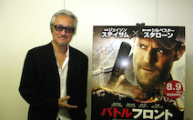 ステイサムの声といえばこの人! 山路和弘さんにインタビュー