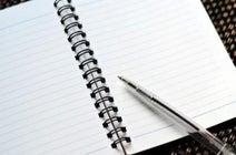仕事におけるメモのとり方で心がけていること「紛失してもいいよう、自分だけにしか分からない汚い文字で書く」