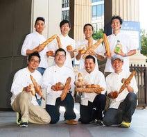 兵庫県神戸市のホテルで、神戸のパンを全品に使った特別ディナーを提供