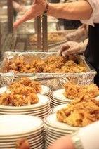 1年の感謝で「唐揚げ」食べ放題! イイニクの日に「忘年謝肉祭」