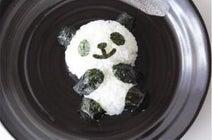 簡単!『ごパンダ』で可愛いパンダごはんとパンダサンドイッチを作ろう!