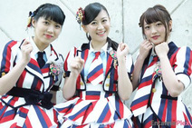 「NMB48は全然アイドルらしくない」小谷里歩&上西恵&木下百花インタビュー!