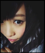 AKB48川栄李奈、黒髪復活でファン歓喜「どんな色でも似合う」