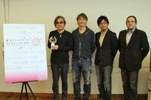 アニメドール トロフィー 制作プロジェクト発表――ガンダムの大河原邦男氏も登場
