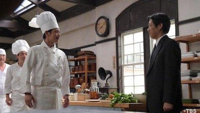 天皇 の 料理 番 キャスト