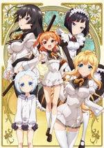 アニメ『庶民サンプル』BSフジ、MXほかで10月開始