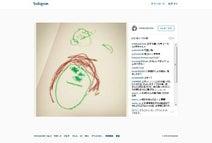 藤本美貴 息子が描いた夫と2人目の赤ちゃんの絵公開
