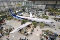 三菱航空機、MRJ飛行試験はグラント・カウンティ国際空港で