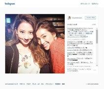 河北麻友子 中村アンとお揃い髪型の2ショットを公開