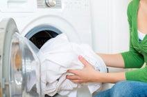 アバウトに洗濯するSHELLY。夫に「洗わなくていい」と洗濯禁止令