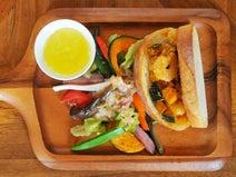 清澄白河の野菜の美味しいカフェでブランチ