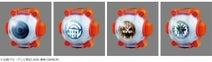 氣志團「仮面ライダーゴースト」主題歌CD付属の「眼魂(アイコン)」デザインが解禁!