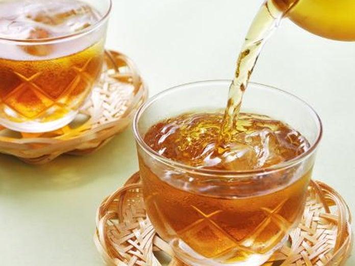茶 副作用 ハトムギ