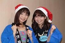 入来茉里&桃瀬美咲、ホリプロ若手集合イベントで奮闘!入来のI字バランスに場内から喝采