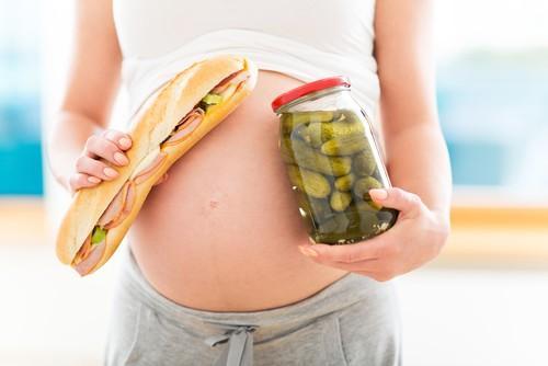 妊娠 中 甘い もの が 食べ たい