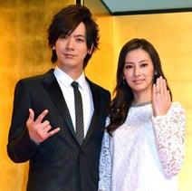 DAIGO、北川景子への求婚は「KSK」 100キロマラソン直後に指輪も