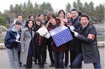TKO木本 現場で堀北真希らとDAIGOの結婚祝福、写真公開