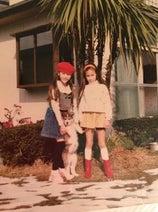 道端アンジェリカ 姉・ジェシカとの幼少期2ショット公開に称賛