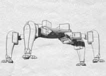 ドミネーターの次は攻殻機動隊のタチコマ! Cerevoが2017年冬を目指して開発
