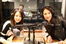 堀北真希×知英 ラジオ初共演!「ヒガンバナ」共演秘話も続々