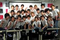 ジュノン・スーパーボーイ出身ユニット人気ランキング発表 CDデビューかけ対決中