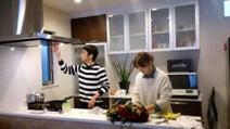 保田圭 夫と2人で自宅のキッチンに立つ写真公開「新鮮」