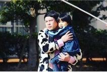 タカトシ・タカが寺田心を抱いた2ショットが親子風と評判