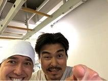 薬丸裕英 ジムで小澤征悦に遭遇「ハリウッド俳優は鍛え方違う」