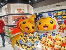 京都の中心街に「ポケモンセンターキョウト」オープン かわいいピカチュウがお出迎え