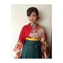 Berryz工房・熊井友理奈 大学を卒業し振り袖姿公開