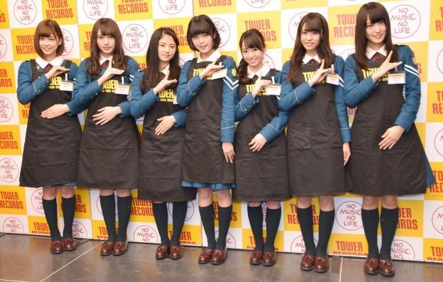 欅坂46、ドキドキのCDデビュー「うれしいと同時にプレッシャー」 , Ameba News [アメーバニュース]