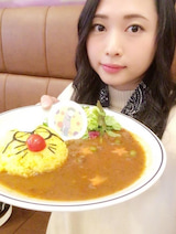 須藤茉麻 おそ松さんカフェに行ってきたことを報告「貢ぎ隊」