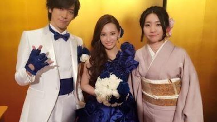 Daigoと北川景子の親族が参加 結婚式の様子を姉が公開 Ameba News