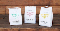 鯖江名物、関係者が全員メガネをかけて作った「めがね米」が大人気...地元のW名物が合体!