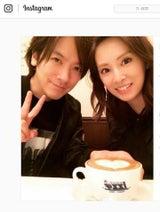 DAIGO インスタ開始、初投稿は妻・北川景子との2ショット