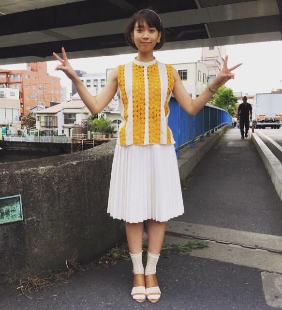 森川葵のファッション通信(1) レトロファッションで新たな魅力開花 , Ameba News [アメーバニュース]