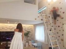 杉浦太陽が奔放な家族の過ごし方公開、自宅でボルダリング