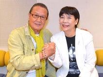 昭和「ウルトラマン」のレジェンド森次晃嗣&桜井浩子、放送50年に感無量!