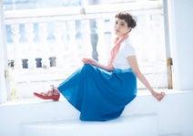 AKB48入山杏奈「銀幕スターになりきっての撮影」