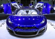 電気で走る新たな「スーパーカー」、3.7秒で時速100km到達―日本が開発