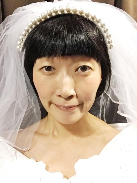 たんぽぽ川村、ウェディングドレス姿に「超絶可愛い!」の声